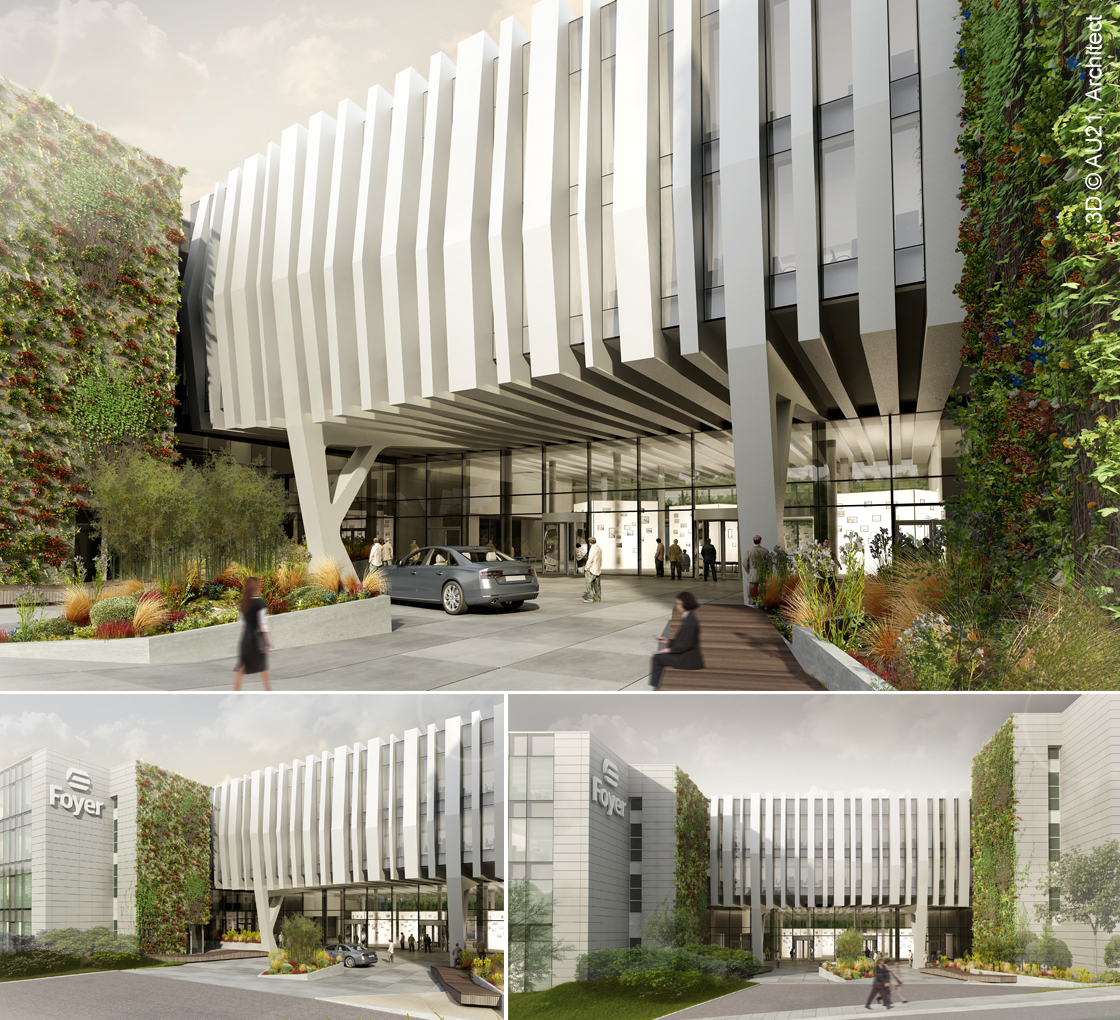 Kyotec le foyer luxembourg for Le foyer luxembourg